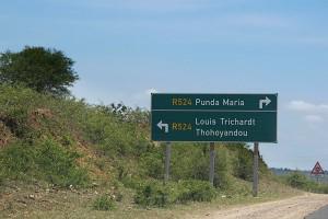 Way to Punda